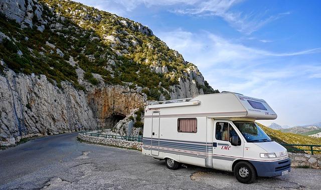 Assurance temporaire pour les campings car